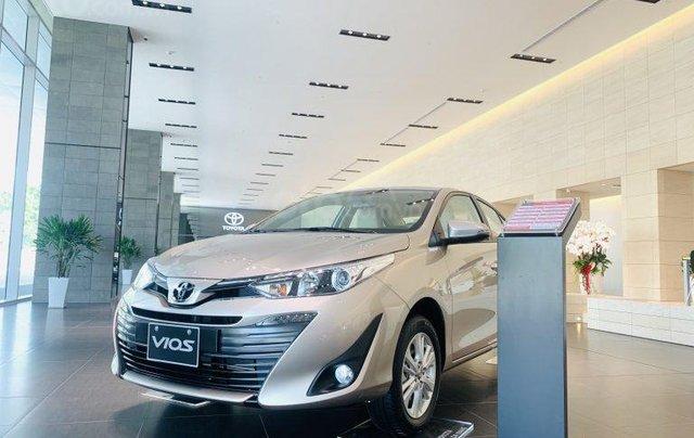 Cần bán Toyota Vios 1.5E MT 2020 giá cực tốt, nhiều ưu đãi, sẵn màu giao ngay, hỗ trợ trả góp 85%1