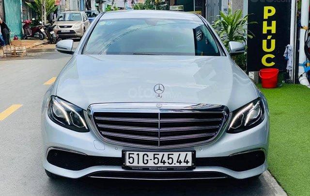 Bán Mercedes E200 model 20181