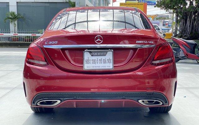 C300 AMG full option đăng kí lần đầu 2018, chạy 23000km, vẫn còn BH của Mercedes - Benz2