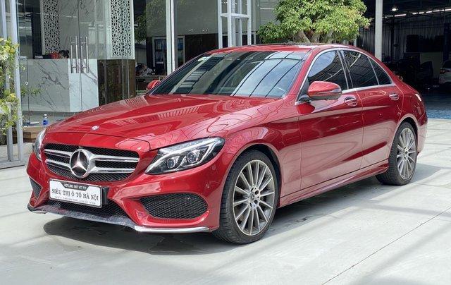C300 AMG full option đăng kí lần đầu 2018, chạy 23000km, vẫn còn BH của Mercedes - Benz4