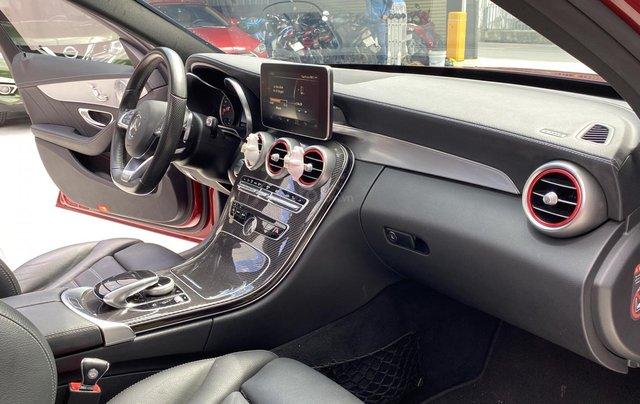 C300 AMG full option đăng kí lần đầu 2018, chạy 23000km, vẫn còn BH của Mercedes - Benz7