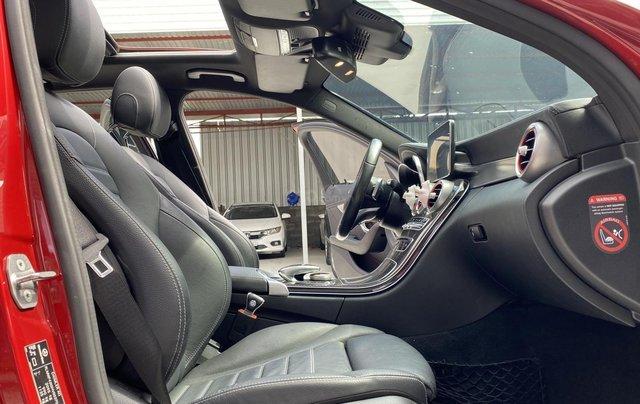 C300 AMG full option đăng kí lần đầu 2018, chạy 23000km, vẫn còn BH của Mercedes - Benz13