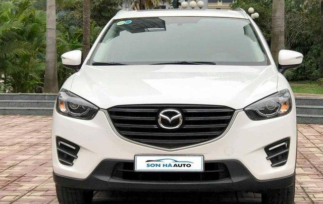 Mazda CX5 2.5 AT 20172