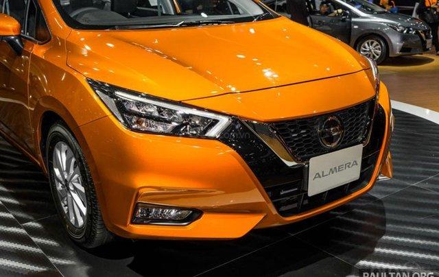 Nissan Sunny thế hệ mới sắp về Việt Nam?2