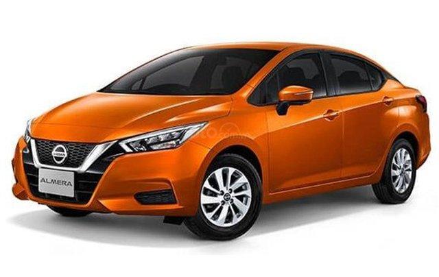Nissan Sunny thế hệ mới sắp về Việt Nam?31