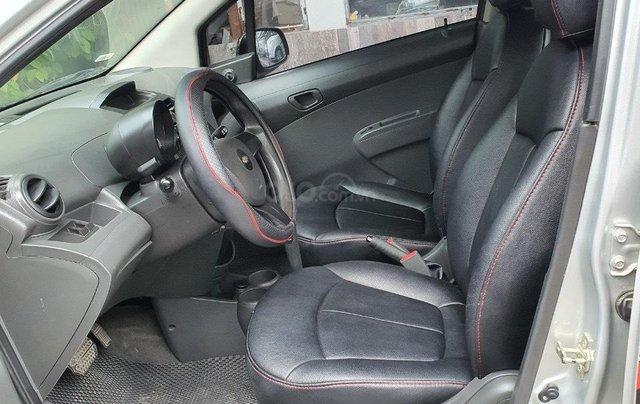 Cần bán xe Chevrolet Spark Van đời 2012, màu bạc8