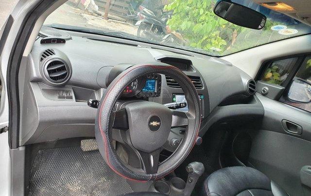 Cần bán xe Chevrolet Spark Van đời 2012, màu bạc10
