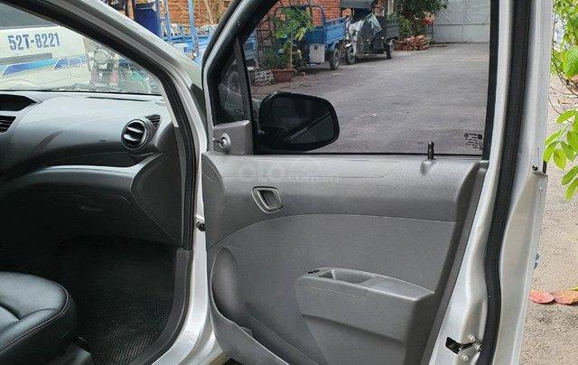 Cần bán xe Chevrolet Spark Van đời 2012, màu bạc12