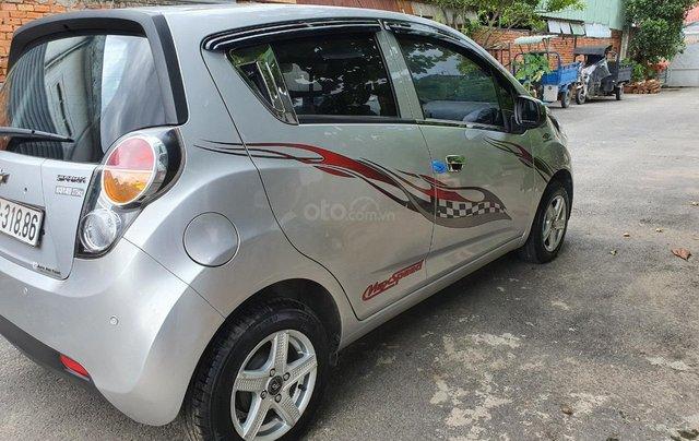 Cần bán xe Chevrolet Spark Van đời 2012, màu bạc4
