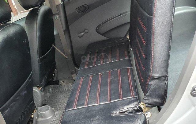 Cần bán xe Chevrolet Spark Van đời 2012, màu bạc13