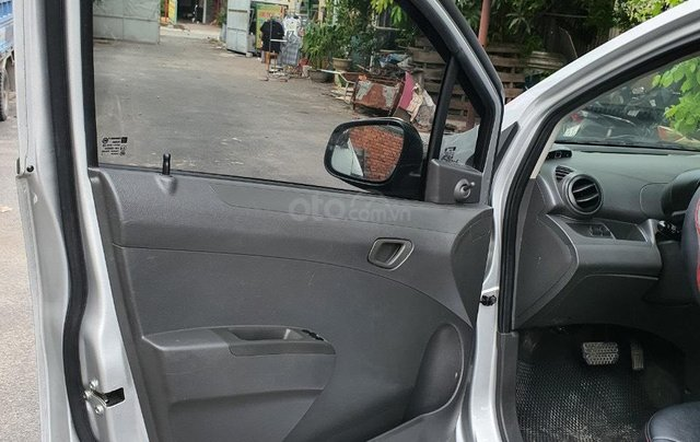 Cần bán xe Chevrolet Spark Van đời 2012, màu bạc11