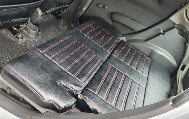 Cần bán xe Chevrolet Spark Van đời 2012, màu bạc14