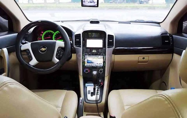 Cần bán Chevrolet Captiva sản xuất năm 2008, màu bạc, nhập khẩu còn mới1