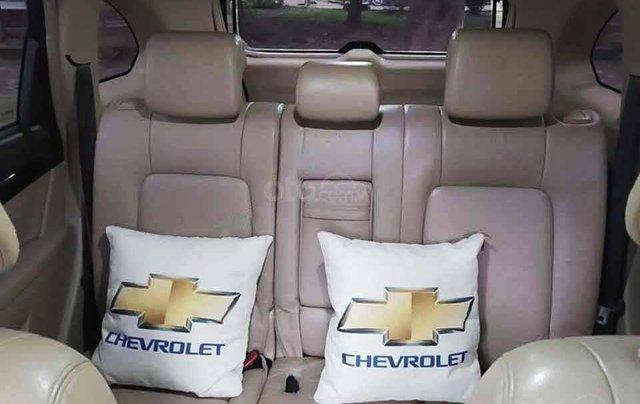 Cần bán Chevrolet Captiva sản xuất năm 2008, màu bạc, nhập khẩu còn mới3