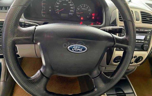 Cần bán lại xe Ford Laser năm sản xuất 2002, màu xanh lam còn mới, giá chỉ 115 triệu4