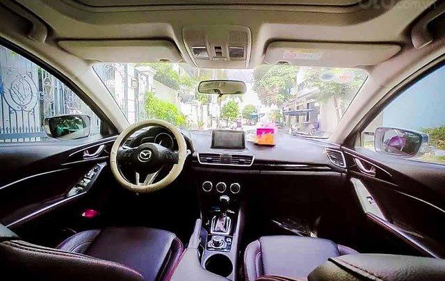 Bán xe Mazda 3 sản xuất 2016, màu bạc còn mới, 485 triệu2