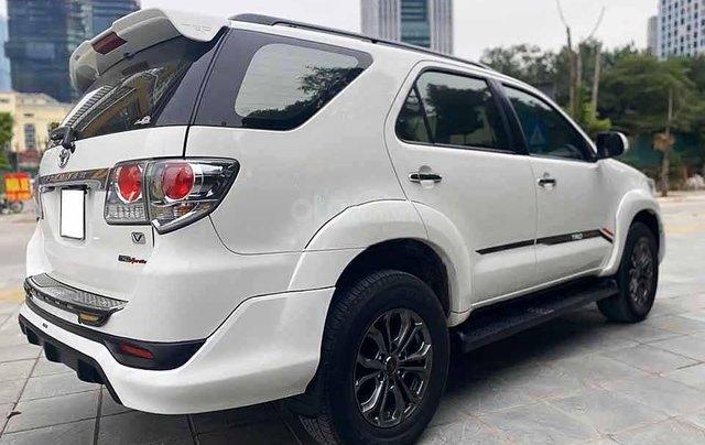 Xe Toyota Fortuner sản xuất 2014, màu trắng, xe nhập còn mới2