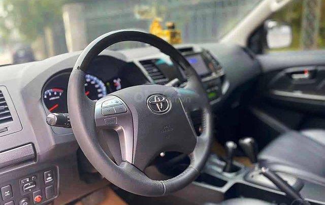 Xe Toyota Fortuner sản xuất 2014, màu trắng, xe nhập còn mới1