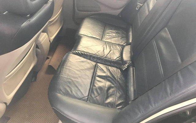 Bán xe Honda Civic đời 2007, màu đen, số tự động6