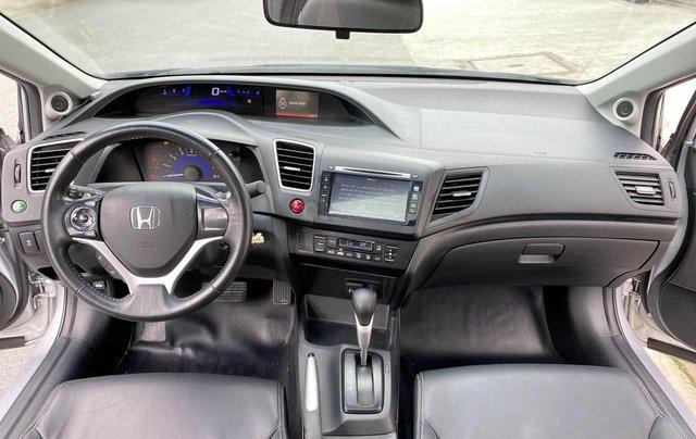 Bán Civic 2.0AT SX 2015 xe rất đẹp đi 48.000km. Hỗ trợ 60% ngân hàng bao check hãng5
