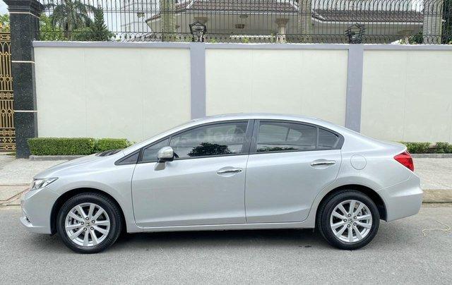 Bán Civic 2.0AT SX 2015 xe rất đẹp đi 48.000km. Hỗ trợ 60% ngân hàng bao check hãng1