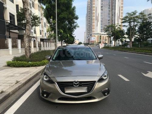 Bán gấp Mazda 3 1.5 AT sản xuất năm 20160