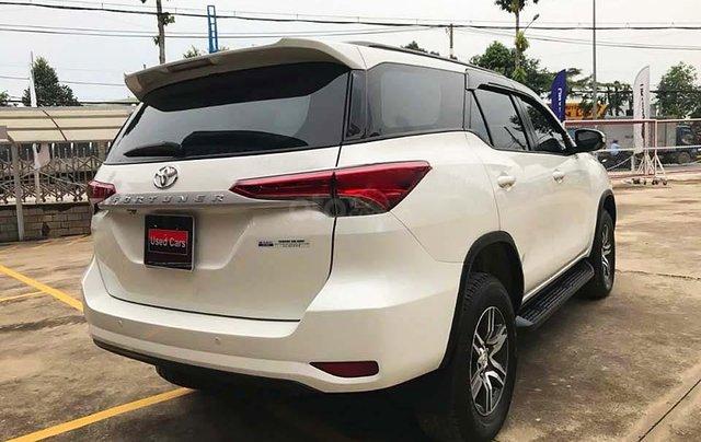 Bán gấp Toyota Fortuner 2.4G MT sản xuất 2017, màu trắng2