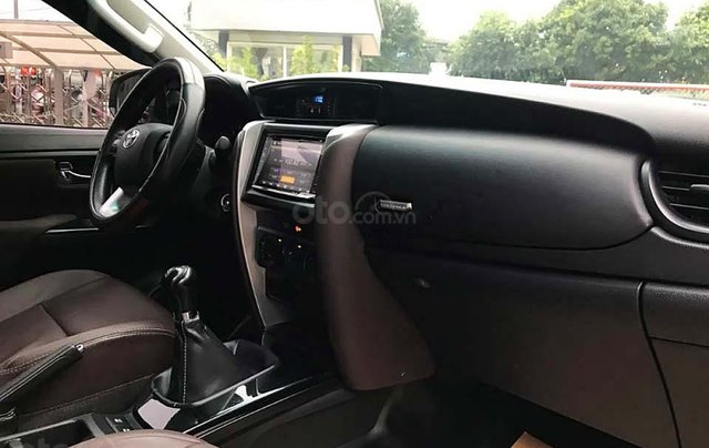 Bán gấp Toyota Fortuner 2.4G MT sản xuất 2017, màu trắng3