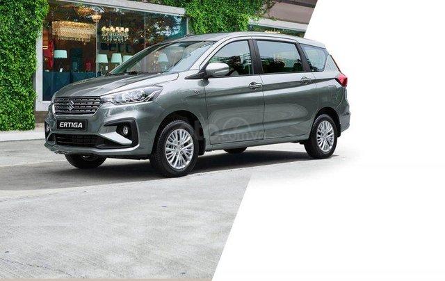 Bán Suzuki Ertiga Sport 2020, màu xám0