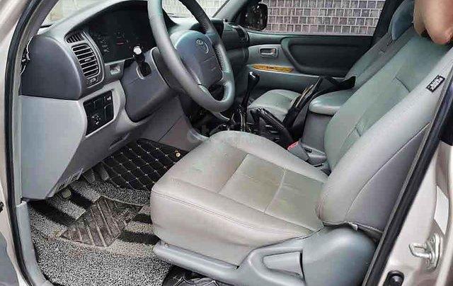 Cần bán xe Toyota Land Cruiser năm sản xuất 2002, màu hồng còn mới3