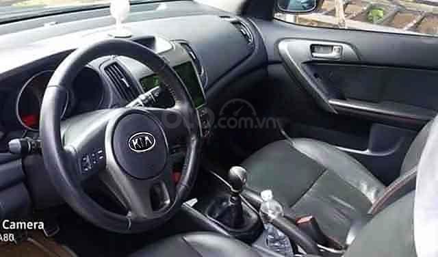 Bán ô tô Kia Forte sản xuất năm 2011, màu đen 3