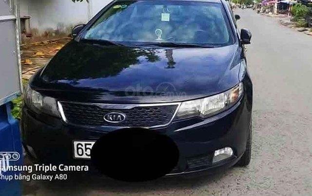 Bán ô tô Kia Forte sản xuất năm 2011, màu đen 0