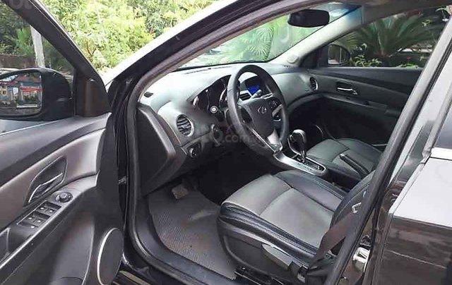 Bán Daewoo Lacetti năm sản xuất 2012, màu đen, xe nhập còn mới, giá 268tr3