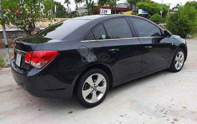 Bán Daewoo Lacetti năm sản xuất 2012, màu đen, xe nhập còn mới, giá 268tr2