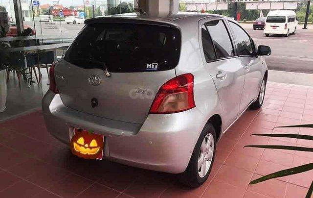 Bán ô tô Toyota Yaris năm sản xuất 2008, màu bạc, nhập khẩu nguyên chiếc còn mới, giá chỉ 310 triệu2