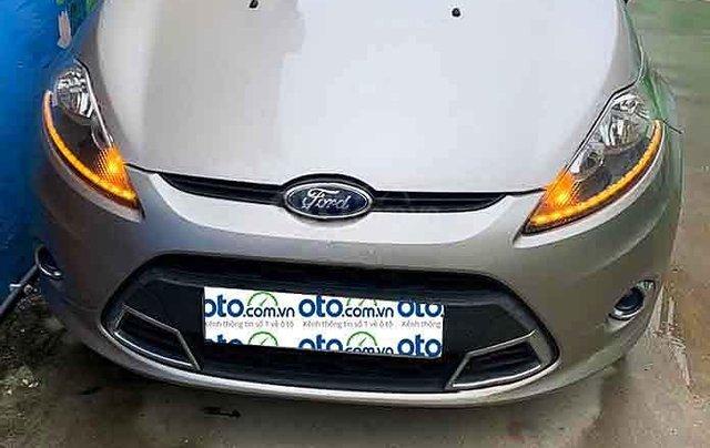 Bán Ford Fiesta năm sản xuất 2013, nhập khẩu nguyên chiếc còn mới, 326 triệu1