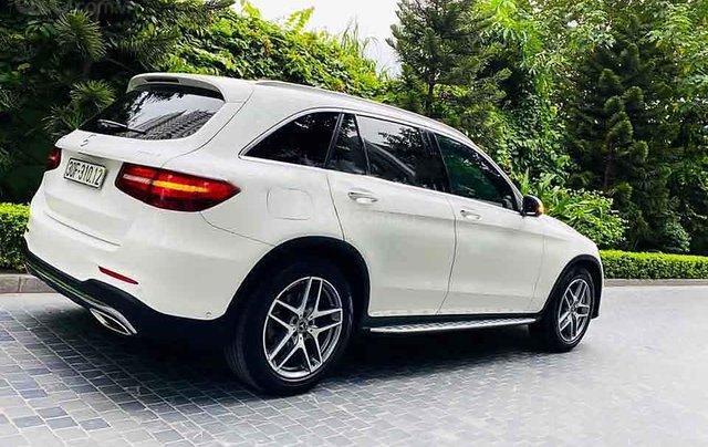 Bán Mercedes GLC-Class năm sản xuất 2018, màu trắng còn mới4