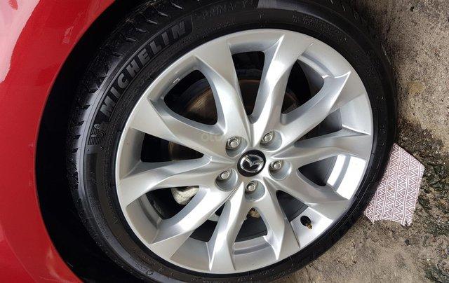 Bán Mazda 3 2.0 đời 2015, 1 chủ biển HN, màu đỏ xe đẹp xuất sắc12