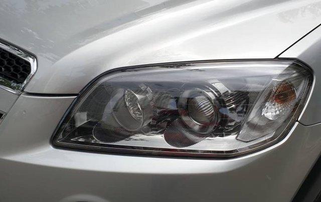 Bán xe Chevrolet Captiva sản xuất năm 2009, màu bạc còn mới giá cạnh tranh16