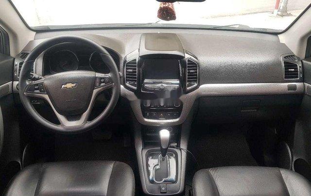 Cần bán lại xe Chevrolet Captiva năm 2016, giá thấp, động cơ ổn định 9