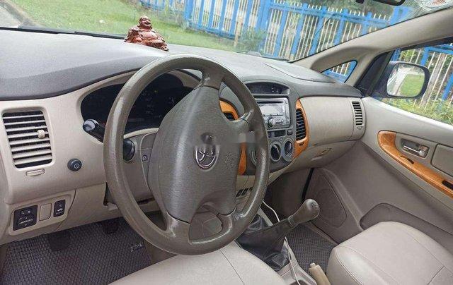 Bán Toyota Innova MT năm sản xuất 2011, xe giá thấp, động cơ ổn định2