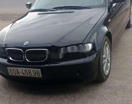 Bán BMW 3 Series năm 2004, xe còn mới, chính chủ sử dụng2