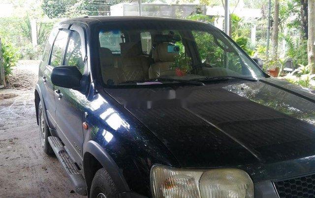 Xe Ford Escape năm sản xuất 2003, nhập khẩu nguyên chiếc, giá thấp, động cơ ổn định9