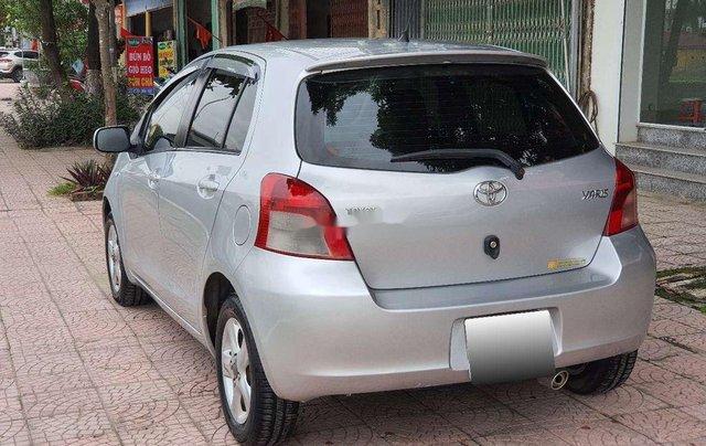 Bán ô tô Toyota Yaris năm sản xuất 2008, nhập khẩu nguyên chiếc, xe chính chủ còn mới2