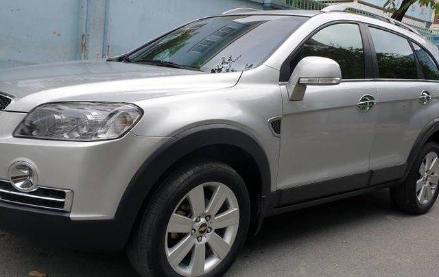 Bán xe Chevrolet Captiva sản xuất năm 2009, màu bạc còn mới giá cạnh tranh20