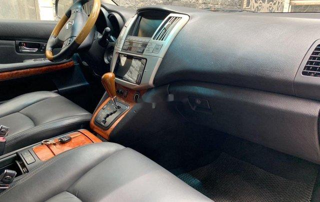 Cần bán Lexus RX 350 đời 2005, màu đen, nhập khẩu6
