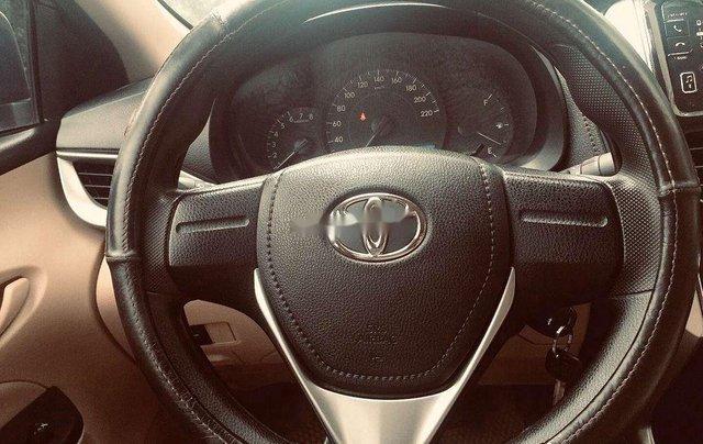 Bán ô tô Toyota Vios năm sản xuất 2018, xe chạy ít, còn mới6