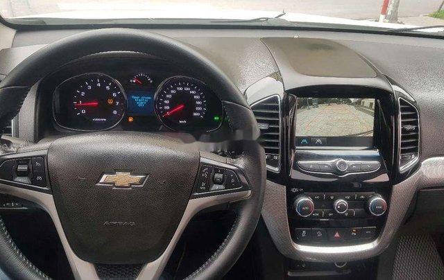 Cần bán lại xe Chevrolet Captiva năm 2016, giá thấp, động cơ ổn định 11