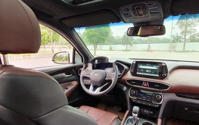 Bán Hyundai Santa Fe máy xăng cao cấp năm sản xuất 2020, giao nhanh6
