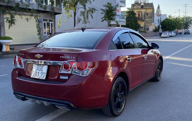Cần bán lại xe Chevrolet Cruze đời 2012, màu đỏ chính chủ1
